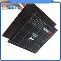 9 2 x9.2 ''235x235mm Magnetische Heatbed Bauen Oberfläche Platte Blatt 2 in 1 mit 3 M für geben-3 Prusa i3 MK3 Ultimaker Anet
