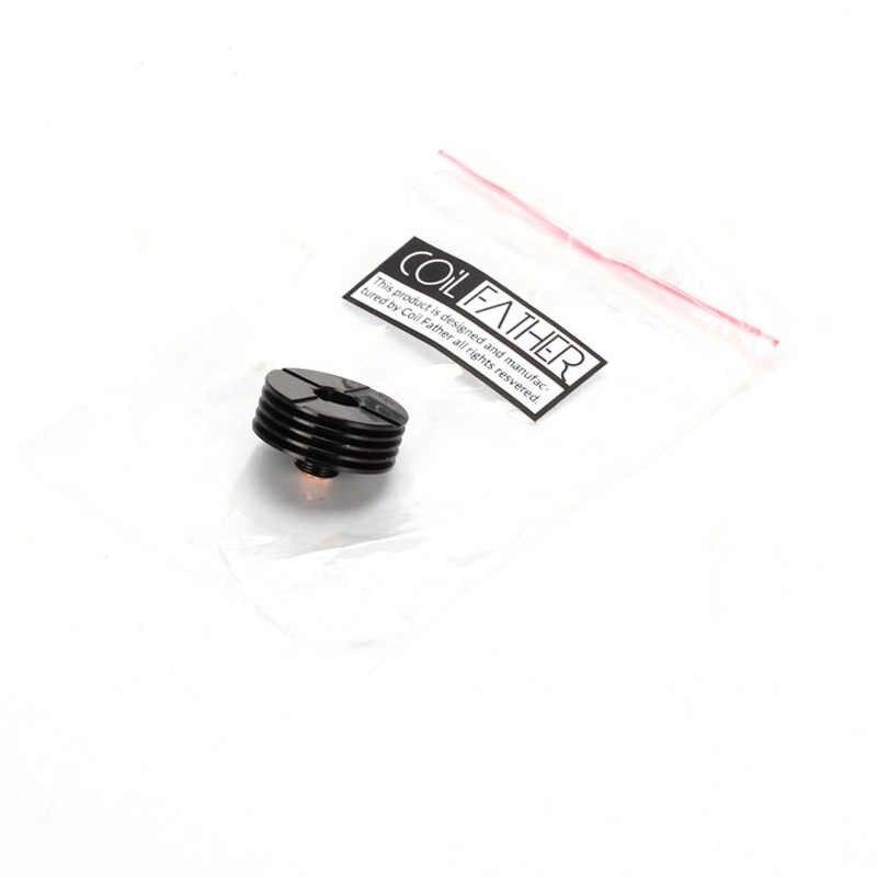CF 22mm/24mm/25mm 510 Heat Dissipation Sink Deck for 510 Thread Adaptor RDA RDTA Atomizers 1pc