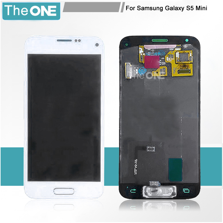 Free DHL Replacement For Samsung Galaxy S5 mini LCD Display G800 G800F G800H Touch Screen Digitizer Outer Panel Assembly! brand new tested lcd display touch screen digitizer assembly for samaung galaxy e5 e500f h hq m f h ds replacement parts