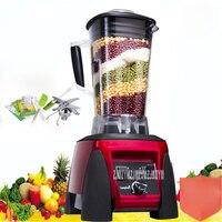 SH 998 2200 W Heavy Duty Commercial Blender Mixer High Power Power Cooking Robot Ice Blender