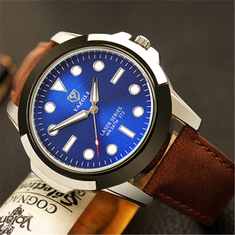 YAZOLE Men Wrist Watch green Top Brand Luxury Famous Wristwatch Male Clock Hodinky Quartz-watch Relogio Masculino sport watch