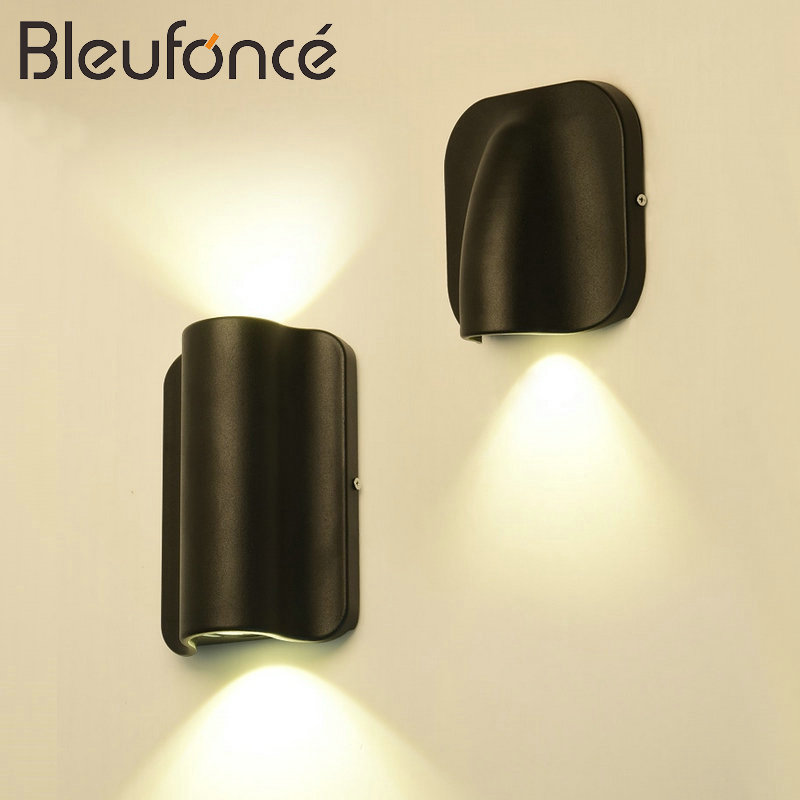Outdoor Lighting Light Modern wall lamp up down Light Decorative Sconce Porch Garden Lights Outdoor waterproof Wall Lamps BL66 outdoor waterproof ip65 wall lamp modern led wall light indoor sconce decorative lighting porch garden lights wall lamps