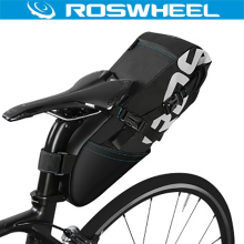 ROSWHEEL ATTACK Series Bike Bag 8L Cycling MTB Mountain Bag 10L Bike Back Seat Rear Rack Bag Waterproof Bicycle Rear Saddle Bag