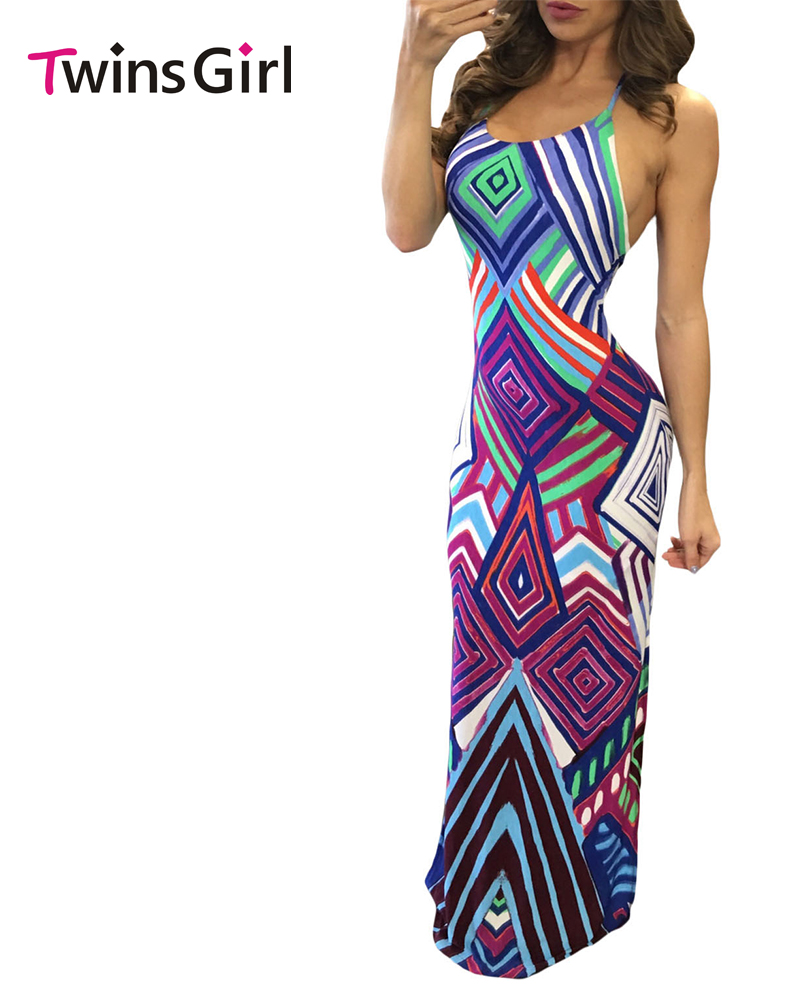 Compare Prices on Patterned Maxi Dress- Online Shopping/Buy Low ...
