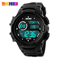 SKMEI Brand Men Sports Watches LED Digital Military Outdoor Watch Fashion Swim Alarm Wristwatches Relogio Masculino