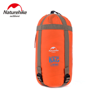 NatureHike New Arrival Outdoor Envelope Ultralight Hiking Camping Mini Ultra Small Size 1900mmx750mm Sleeping Bag