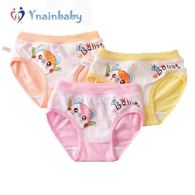 41e36803d Bebé Ropa interior niños Ropa interior para niña niños corta Bragas brief  niño lindo dibujos animados