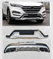 2014 2015 2016 для Hyundai Tucson передние и задние защиты баров передних и задних объемного баров спереди и сзади модификации бампер