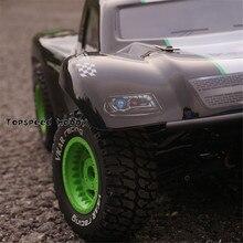 VKAR V3 MASC4x4 водонепроницаемый 4WD внедорожный Высокоскоростной Электронный пульт дистанционного управления короткий ход грузовик, 1:10 Масштаб rc гоночные автомобили