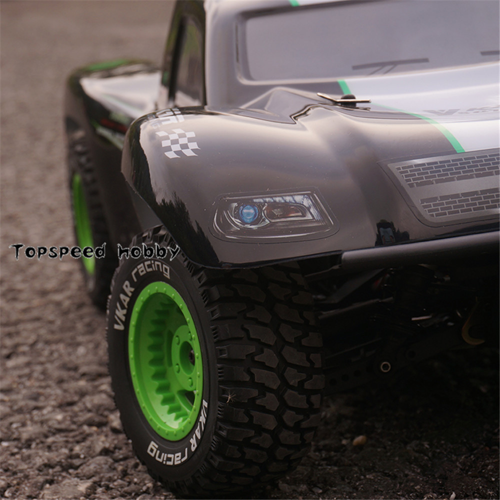 VKAR V3 MASC4x4 Waterproof 4WD Off-Road High speed electronics remote control Short Course Truck,1:10 Scale <font><b>rc</b></font> racing <font><b>cars</b></font> image
