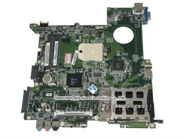 NOKOTION MBAG306002 Laptop Motherboard for Acer Aspire 5050 3050 5070 31ZR3MB0030 MB.AG306.002 Mainboard laptop motherboard for acer aspire 5050 3050 5070 amd 31zr3mb0030 mb ag306 002 mainboard free shipping