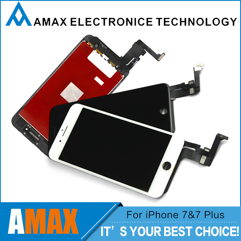 Grade AAA For iPhone 7 Plus font b LCD b font With Touch Screen Digitizer Assembly