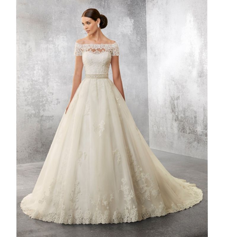 Online get cheap cinderella wedding gown for Cheap wedding dress from china