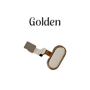 Image 4 - Dấu vân tay Cảm Biến Cảm Ứng ID Flex Cáp M3S M3 S Y685H Cho Meizu Home Nút Key Thay Thế Đen Trắng Vàng