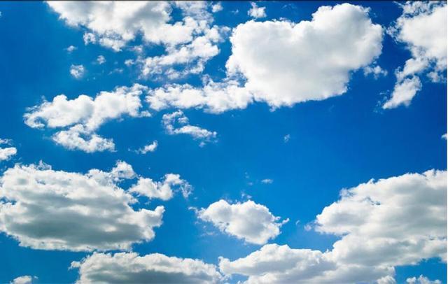 Beibehang Menyesuaikan Setiap Ukuran Wallpaper Fresco Foto HD Estetika Biru Langit Putih Dove Terbang Langit