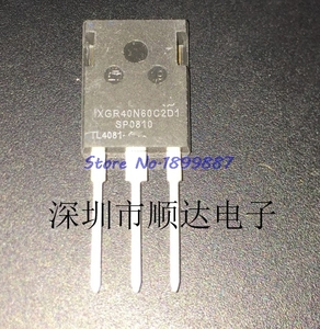 Image 1 - 10 ชิ้น/ล็อต ixgr40n60c2d1 40n60c2d1 ixgr40n60 TO 3P ในสต็อก