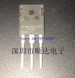Image 1 - 10pcs/lot IXGR40N60C2D1 40N60C2D1 IXGR40N60 TO 3P In Stock