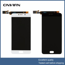 UMI Z LCD Display Touch Screen 100% Original LCD Digitizer Glass Panel Replacement For UMI Z black/white 5 inch