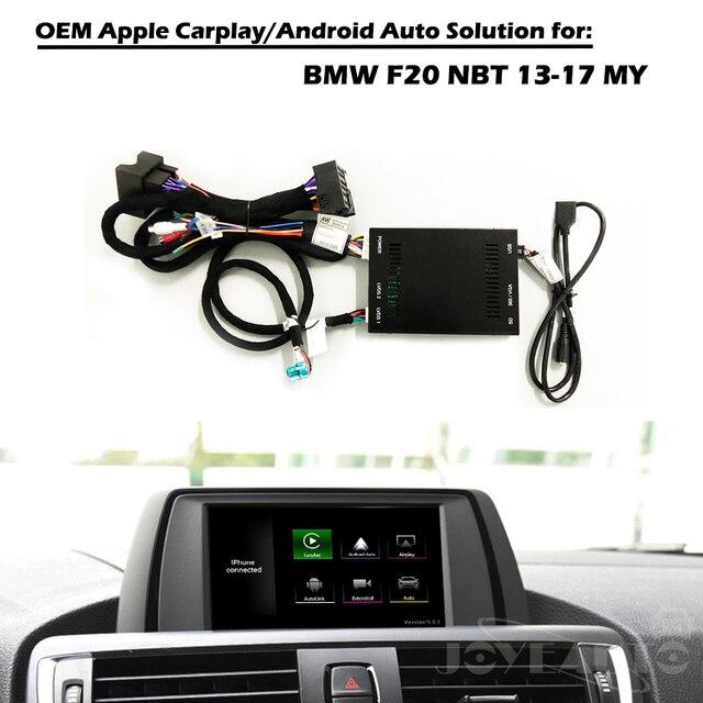 Aftermarket Oem Apple Carplay Android Auto F20 Solution Upgrade Ios