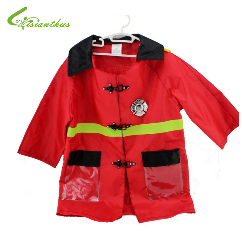 Boys Halloween Costumes Fireman Sets Cosplay Stage Wear Clothing Children Kids Halloween Party Clothes Free Drop Shipping New 24 styles animal disfraces cosplay sets halloween costumes for kids children s christmas clothing boys girls clothes 2t 9y