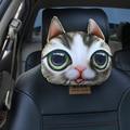 Super innovative 3 d animal car headrest other plush cushion pillow pillow sleep neck automotive safety supplies