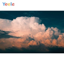 Yeele Landscape Photocall Cloud Sea Planet Painting Photography Backdrops Personalized Photographic Backgrounds For Photo Studio