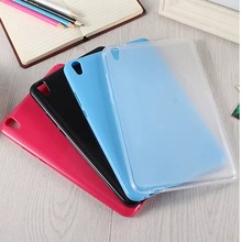 Luxury Soft TPU Silicon Back Case Cover For Huawei Honor Tablet 2 8.0 2016 JDN-W09/AL00 Tablet