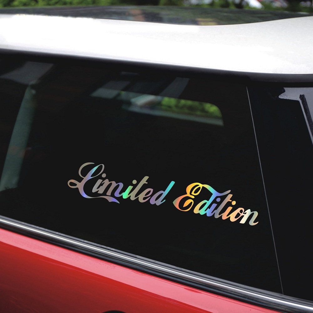 """Clam With Sunglasses Car Bumper Sticker Decal /""""SIZES/'/'"""