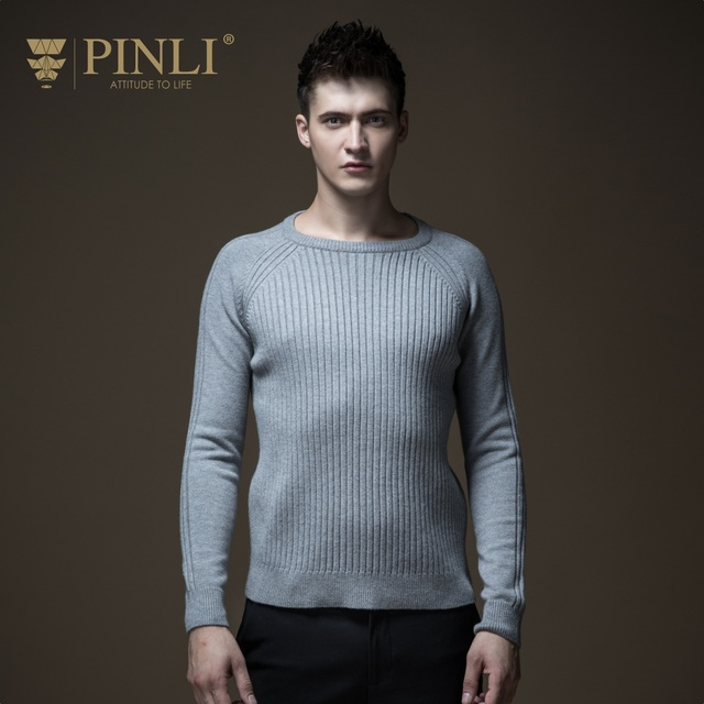 Agasalho Masculino Direct Selling Mens Knitted Sweaters Long Mens Pinli Pin Li 2018 New Style Men's Neckwear Sweater B183510491