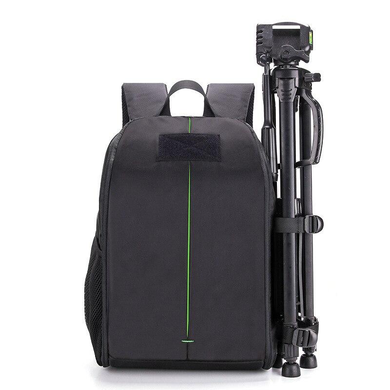 FLYLEAF Camera Backpack DSLR SLR Camera Bag Camera Case Waterproof Bag Multi functional Digital DSLR Camera