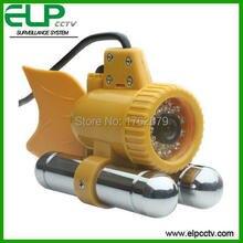 CCTV день камеры ночного видения рыбалка подводные камеры с кабелем ELP-UV006A