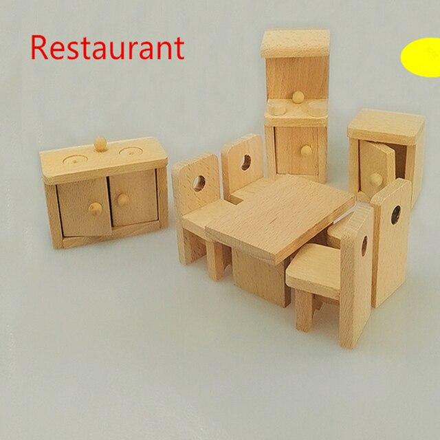 restaurante muebles de muecas de madera de juegos para nios diseo de juguetes de madera casa
