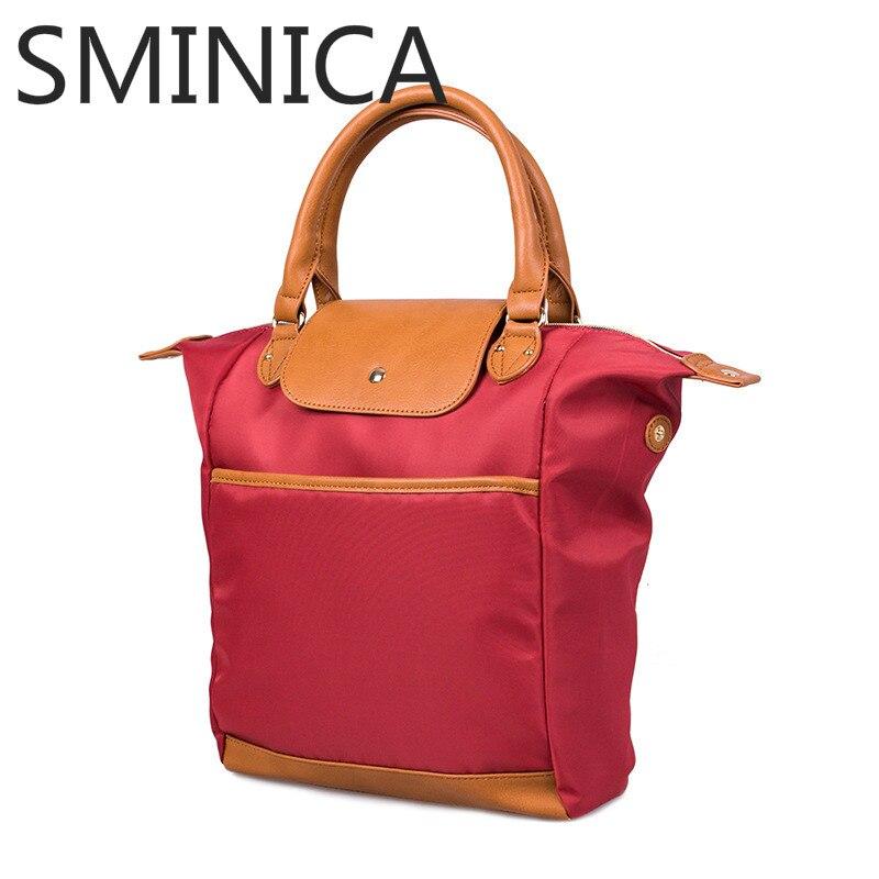 Red Weekender Bag Promotion-Shop for Promotional Red Weekender Bag ...