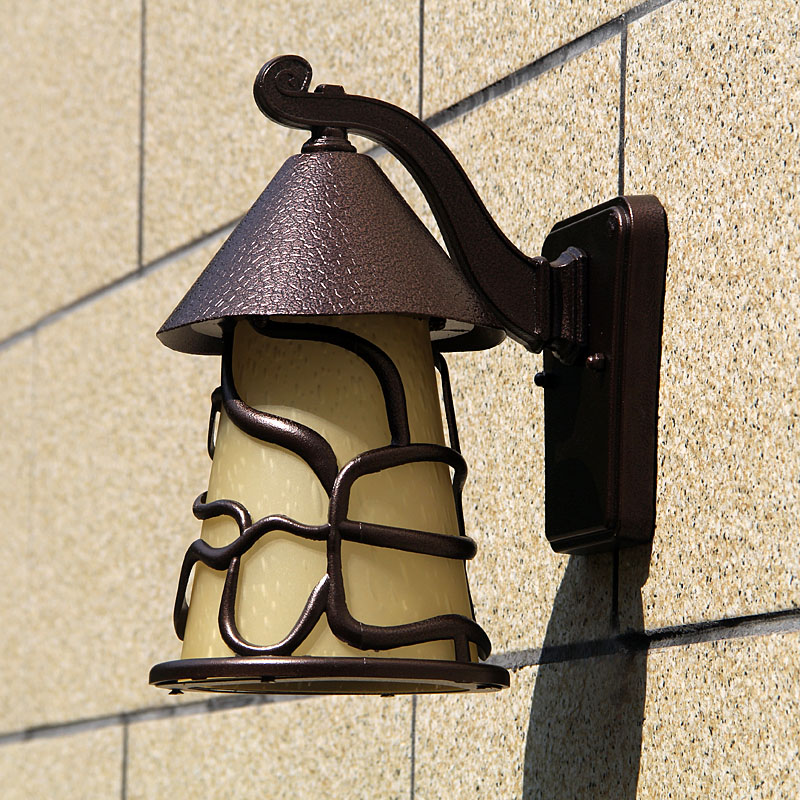 European style wall lamp outdoor lights villa balcony courtyard waterproof wall lampS LED lamp aluminum Retro LIGHT ZA418701 european retro outdoor wall lamp villa balcony garden lamp retro wall lamp outdoor retro lamps