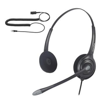 Auriculares auriculares para CISCO teléfono IP 7961, 7962, 7965, 7940, 7941, 7945, 6921, 7821, 8841, 8851, 8861, 8941, 8945, 8961, 9951, 9971 etc.