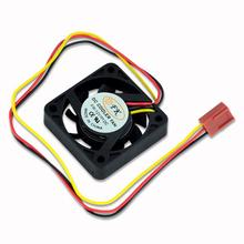 купить YCDC BLACK PC CPU 40MM 3 PIN HEATSINK COOLER COOLING FAN 12V Video Chip Cooling Fan Heatsink CPU Cooler 3Pin 40x40mm по цене 83.16 рублей