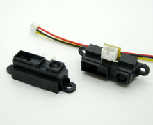 Free shipping 30pc NEW GP2Y0A21YK0F 2Y0A21 IR Analog Distance Sensor 10-80cm free Cable Compatible for Arduino