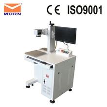 Desktop fiber laser marking machine lazer engraver cutter cnc Metal Fiber Laser Cutter With Computer Stainless Steel