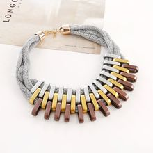 Luxury Exaggerated Collar Necklace