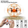 Alta Quqlity Helic Max Sky Walker 1340 2.4 GHz 4CH Voar bola RC Quadcopter Flip 3D Rolo Presente Para As Crianças Brinquedos atacado