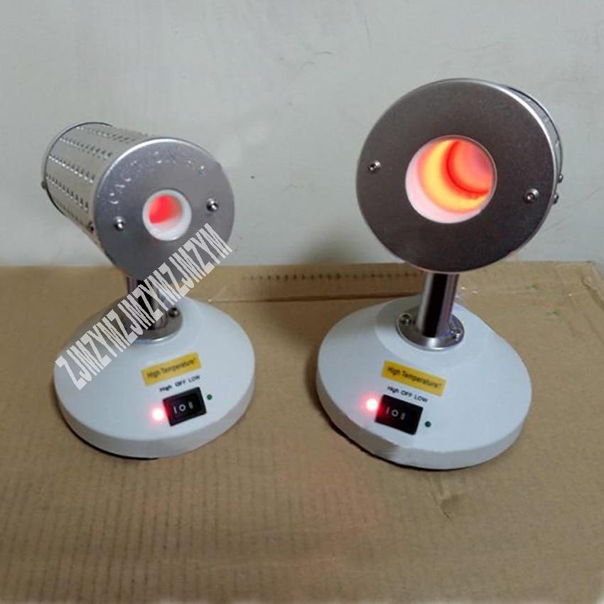 Hy-800d Infrarot Inoculation Ring Sterilisator Infrarot Hohe Temperatur Sterilisation Ausrüstung 1 Pc 220 V/110 V 150 W Reine WeißE Desinfektion Schränke
