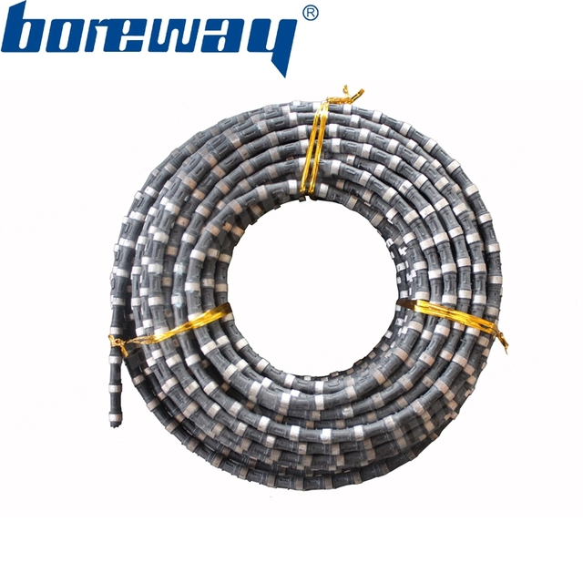Diameter 11.5mm Diamond Wire Saw For Cutting Heavily Reinforced ...