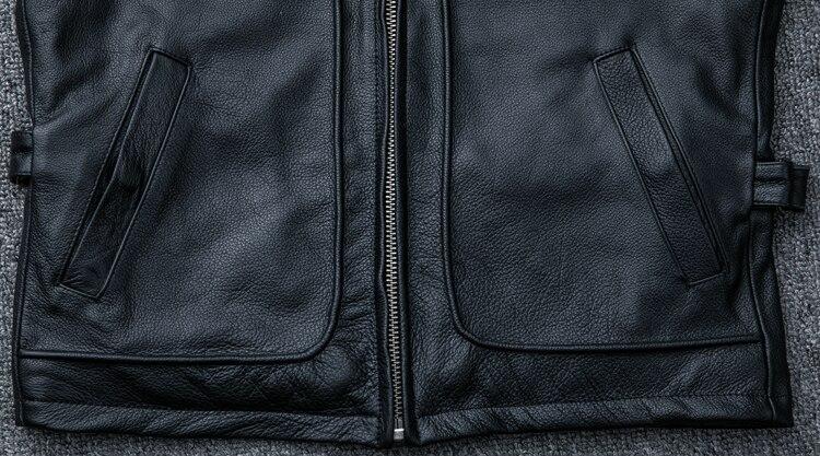 HTB17J3rE79WBuNjSspeq6yz5VXaV MAPLESTEED Brand Amekaji Motor Biker Style Men Leather Jacket Black Red Brown Cowhide Vintage Jackets Men Winter Coat 5XL M100