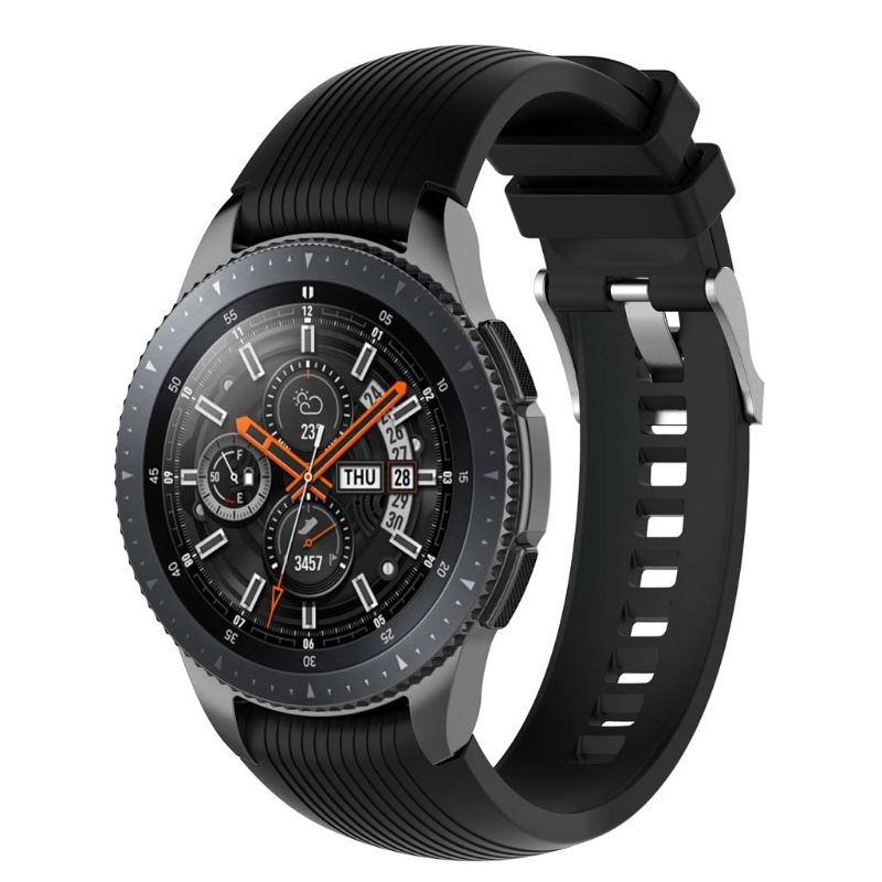 22mm-Silicone-Watch-Band-Wrist-Strap-for-Samsung-Galaxy-Watch-46mm-Gear-S3-Frontier-Classic-Gear (3)