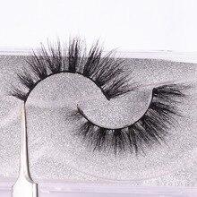 WZSQJN Eyelashes 3D Mink Eyelashes Long Lasting Mink Lashes Natural Dramatic Volume Eyelashes Extension False Eyelashes 3D085