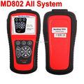 Autel Maxidiag Elite MD802 Все система + DS Модель (MD701 + MD702 + MD703 + MD704) Полная Система DS + EPB + МНК + Data Stream Diagnostic Tool