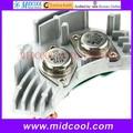 high quality brand new heater blower motor resistor for Peugeot and Citroen OEM 644178 698032 847283W 847283R