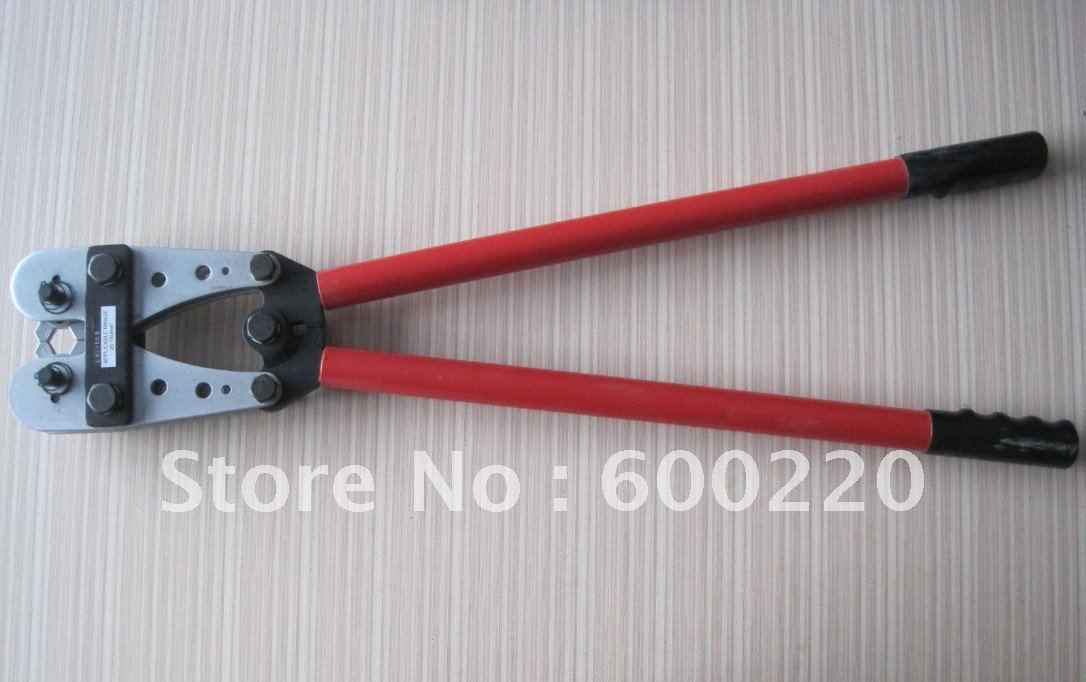 25-150mm2 copper tube terminal crimping tool hexagonal pressure line mode LX-150B pz0 5 16 0 5 16mm2 crimping tool bootlace ferrule crimper and 1k 12 awg en4012 bare bootlace wire ferrules