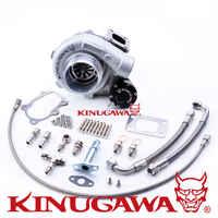 "Kinugawa GTX Ball Bearing Turbocharger 3"" Anti-Surge GTX2863R T25 5 Bolt for Universal type"