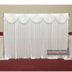 1pcs white backdrop 3m width x3m height white backdrop with swag curtain for wedding events and.jpg 250x250
